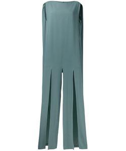 Chalayan | Column Jumpsuit Womens Size 42 Acetate/Viscose/Cupro
