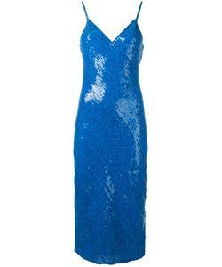 Diane von Furstenberg | Havita Sequined Dress Womens Size 6 Silk/Polyester