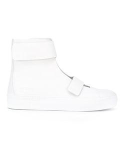 Han Kj0benhavn | Cut-Out Velcro Boots Adult Unisex Size 43 Leather/Rubber