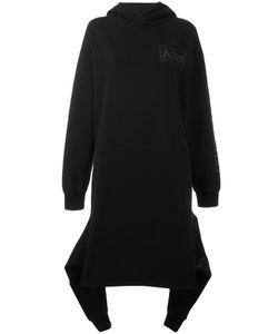 Aries | Oversized Hooded Dress Womens Size 1 Cotton