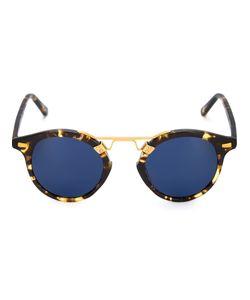 Krewe Du Optic   St. Louis Sunglasses Adult Unisex Acetate/24kt Gold