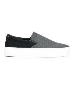Wooster + Lardini | Sports Mod Unequal Sneakers Mens Size 41