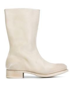 Cherevichkiotvichki | Country Boots Womens Size 38 Calf Leather/Leather/Rubber