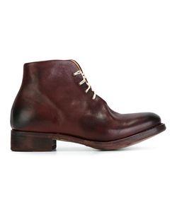 Cherevichkiotvichki | One Piece Boots Womens Size 39 Calf Leather/Leather/Rubber
