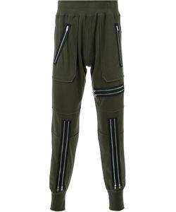 99 Is | 99 Is Zipper Detail Track Pants
