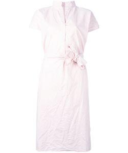 Daniela Gregis | Wrap Shirt Dress Womens Size 2 Cotton