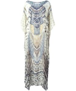 Camilla | Embellished Cover-Up Silk