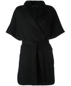 Catherine Quin | Renzo Cape Dress Womens Wool