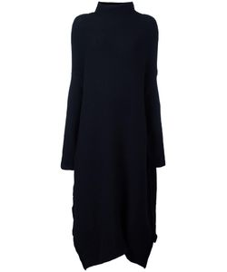 Daniel Andresen | Long Knit Dress Womens Size Medium Virgin Wool
