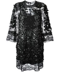 Amen | Embellished Dress Womens Size 42 Viscose/Polyamide/Polyurethane