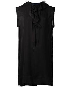 Sharon Wauchob | Ruffled Collar Dress Womens Size 36 Silk