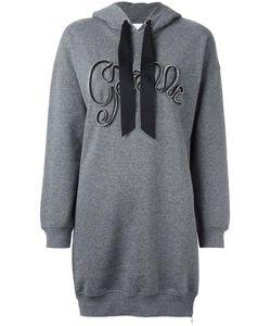 Gaelle Bonheur   Sweatshirt Dress Womens Size 2 Cotton