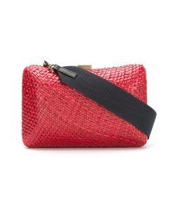 Serpui | Straw Clutch Bag Womens
