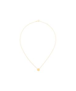 Wouters & Hendrix | Disc Pendant Necklace Womens