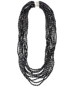 Marc Le Bihan | Multi Layer Beaded Necklace Womens
