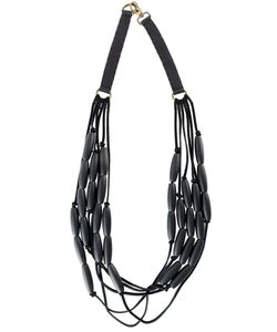 Marc Le Bihan | Layered Beaded Necklace Womens