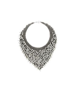 Marc Le Bihan | Beaded V-Necklace Womens