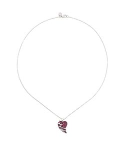 Shaun Leane | Thorned Heart Ruby Necklace Womens