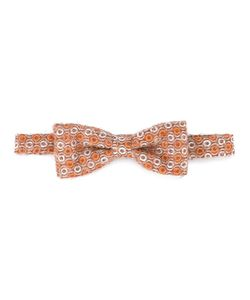 Fefè   Printed Bow Tie Adult Unisex Silk