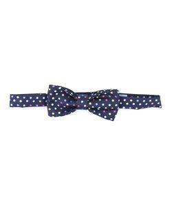 Fefè   Polka Dot Bow Tie Adult Unisex Silk