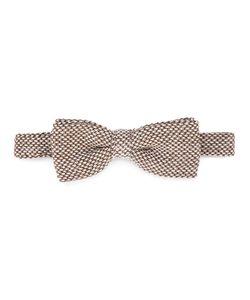 Fefè   Bicolour Bow Tie Adult Unisex Wool/Silk