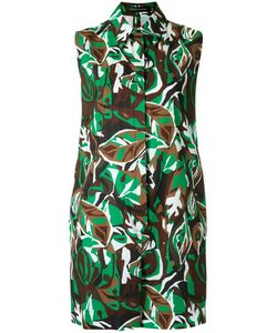 Andrea Marques | Printed Playsuit Womens Size 40 Cotton