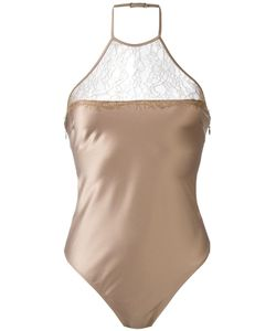 Maison Close   Jardin Imperial Body Womens Size Small Polyester/Spandex/Elastane
