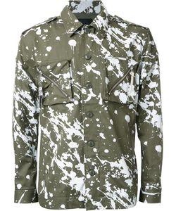 Yoshio Kubo | Paint Splash Jacket Mens Size 2 Cotton