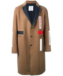 Sold Out Frvr | Lou Coat Mens Size Large Polyester/Wool