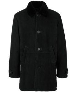 Desa Collection | Welt Pocket Buttoned Coat Mens Size 52 Sheep