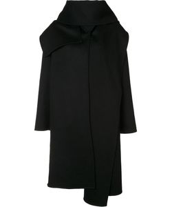 Barbara Casasola | Oversized Double Coat Womens Size 44 Cashmere