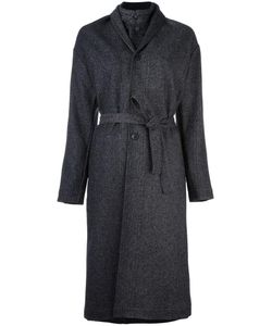 Stephan Schneider | Belted Coat Womens Size 3 Wool