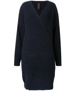 Mihara Yasuhiro   Miharayasuhiro Open Cardi-Coat Womens Size 36 Wool