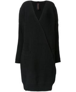 Mihara Yasuhiro   Miharayasuhiro Open Cardi-Coat Womens Size 38 Wool