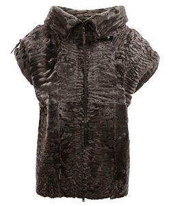 32 Paradis Sprung Frères | Isis Jacket Womens Size Medium Astrakhan