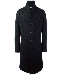 Individual Sentiments   Jacquard Single Breasted Coat Adult Unisex Size 1