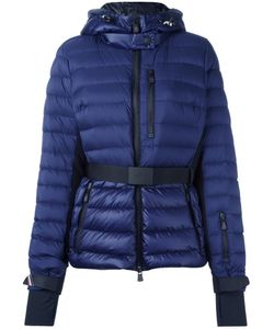 Moncler Grenoble | Bruche Padded Jacket Womens Size 2 Polyamide/Feather Down/Nylon