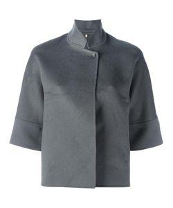 Numerootto | Cropped Jacket Womens Size 38 Wool/Cashgora/Cashmere