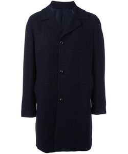 Mp Massimo Piombo | Buttoned Single Breasted Coat Mens Size 50