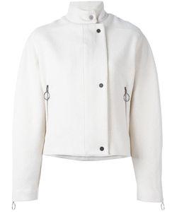 Etienne Deroeux | Karen Jacket Womens Size 38 Wool/Cotton/Acrylic/Bemberg