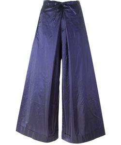 Daniela Gregis | Tie Fastening Wide Leg Palazzo Trousers