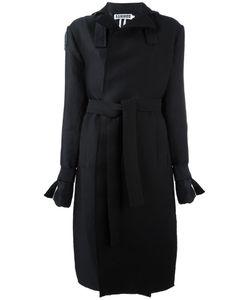 Etienne Deroeux | Marcia Coat Womens Size 38 Wool/Polyester/Silk/Bemberg