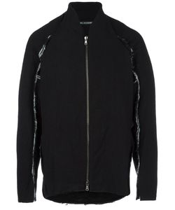 Cedric Jacquemyn   Zip Up Bomber Jacket Mens Size 50 Viscose/Silk/Virgin