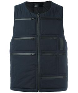 Letasca   Zipped Jacket Mens Size Large Polyester