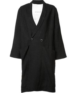 Toogood | The Umpire Coat Womens Size 3 Cotton/Linen/Flax/Wool