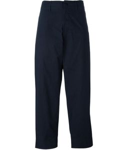 Y's   Dyed Tapered Trousers Womens Size 2 Cotton