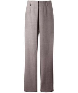 Aalto | Pleated Straight Leg Trousers Womens Size 40 Wool