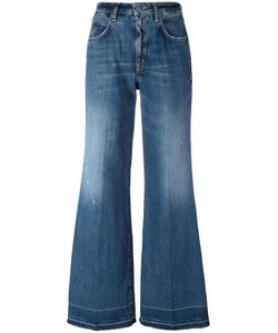 +People | Wide-Legged Jeans Womens Size 25 Cotton
