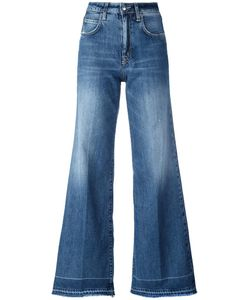 +People | Palazzo Jeans Womens Size 26 Cotton