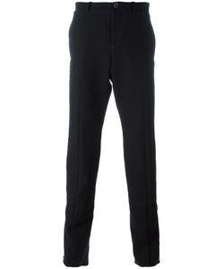 Individual Sentiments   Straight Leg Trousers Adult Unisex Size 2 Cotton